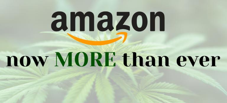 Amazon to stop testing job seekers for marijuana